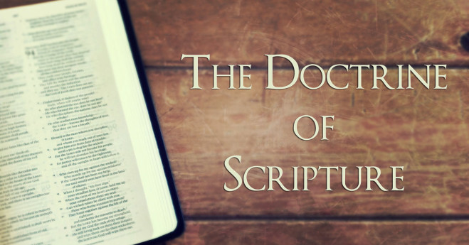 The Doctrine of Scripture Archives - Fairview Baptist Church
