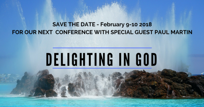 Delighting in God Conference